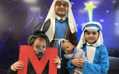 Festive Fun rounds up the year at CHPS