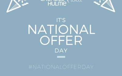 It's National Offer Day – are you joining us?