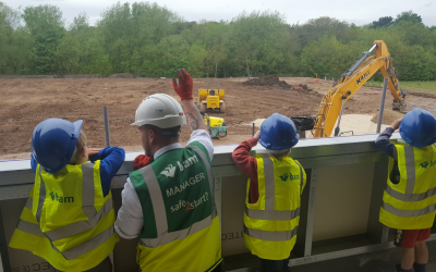 Construction newsletter – May 2018